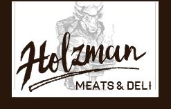 Holzman Meats & Deli - Footer Logo