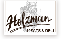 Holzman Meats & Deli - Website Logo